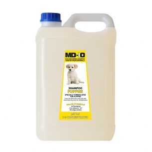 MD10 Puppy Shampoo 2 Litre (8 Litre Diluted)